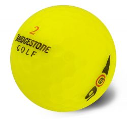 Bridgestone E6 Yellow 2015 Used Golf Ball