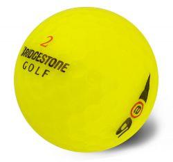 Bridgestone E6 Yellow 2015 Used Golf Ball