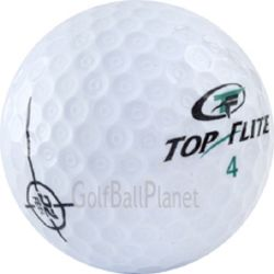 60 Mint Topflite Mix Used Golf Balls | Wholesale Prices | Discounted Golf Balls