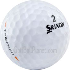 Srixon Tri Speed Golf Balls | Discont Used Golf Balls