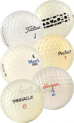 300 Hit Away Practice Used Golf Balls | Warehouse Discount Pricing | Outlet Center