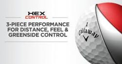Callaway Hex Control Used Golf Balls | Wholesale Prices