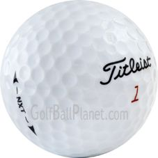 Titleist NXT Golf Balls | Titleist Used Golf Balls
