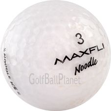 White Crystal Mix | Discount Used Golf Balls