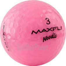 Pink Crystal Mix | Discount Used Golf Balls