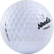 Maxfli Noodle Mix Golf Balls | Discount Used Golf Balls