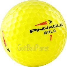 Pinnacle Gold Mix Golf Balls | Used Golf Balls | Golf Balls