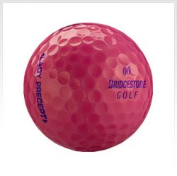 Bridgestone Precept Lady Pink Used Golf Balls