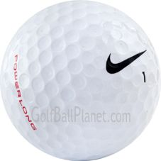 Nike PD Long Golf Balls | Used Nike Golf Balls