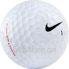 Nike PD Long Golf Balls | Used Nike Golf Balls