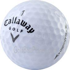 Callaway Warbird | Used Golf Balls