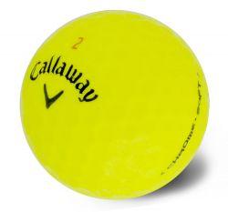 Callaway Chrome Soft Yellow Used Golf Balls