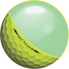 50 Titleist NXT Tour 2012 Yellow Mint Used Golf Balls