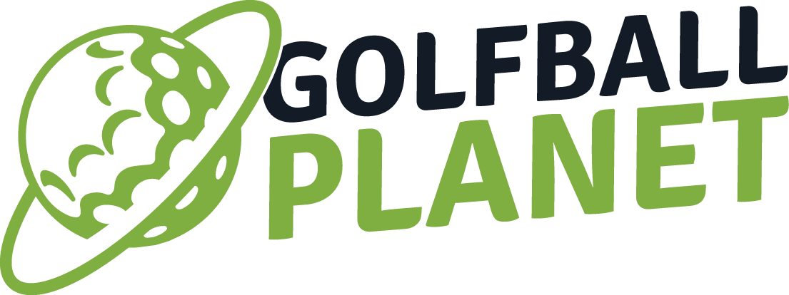 Golf Ball Planet Logo