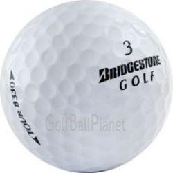 100 Bridgestone B330 Used Golf Balls
