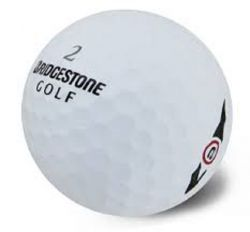 100 Bridgestone E7 2015 Used Golf Balls