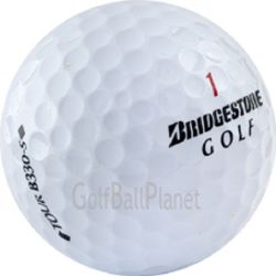 100 Bridgestone B330 S Used Golf Balls