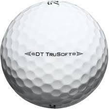 Titleist DT TruSoft Used Golf Balls