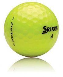 100 Srixon Z Star Yellow Mix Used Golf Balls