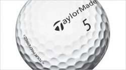 50 Taylormade Tour Preferred Used Golf Balls