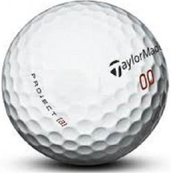 50 Taylormade Project a Used Golf Balls