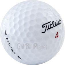 Titleist NXT | Titleist Used Golf Balls At Golf Ball Planet