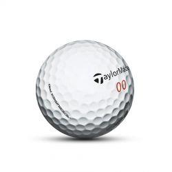 50 Taylormade Aeroburner Pro Used Golf Balls