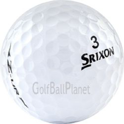 100 Srixon Mix Used Golf Balls