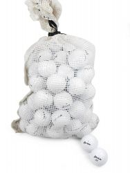 Srixon Recycled Golf Balls In Onion Mesh Bag (72 Piece)