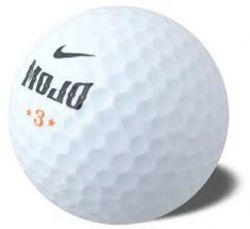 50 Nike Mojo Used Golf Balls