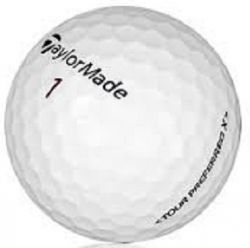 50 Taylormade Tour Preferred X Used Golf Balls