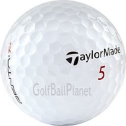 50 Taylormade Penta Mix Used Golf Balls