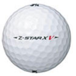 100 Srixon Z Star XV Used Golf Balls