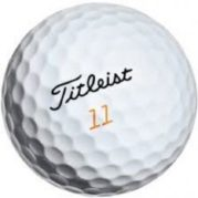 100 Titleist Velocity Used Golf Balls