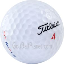 Titleist DT Solo Golf Balls | Titleist Used Golf Balls