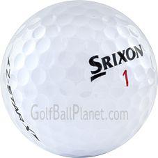 Srixon Z Star-X Golf Balls | Srixon Used Golf Balls