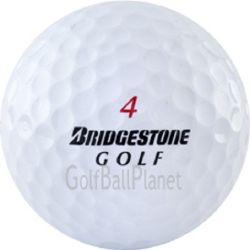 100 Bridgestone B330 RXS Used Golf Balls