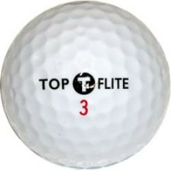 Top Flite No Logo Mix | Discount Golf Balls | Used Golf Balls